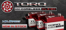 Torq Servos at HeliDirect.com