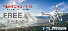 DJI Phantom at HeliDirect.com